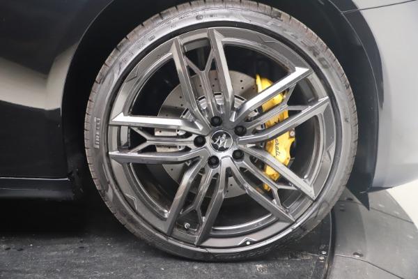 New 2022 Maserati Quattroporte Modena Q4 for sale $131,195 at Alfa Romeo of Greenwich in Greenwich CT 06830 23