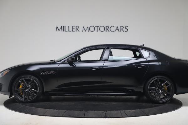 New 2022 Maserati Quattroporte Modena Q4 for sale $131,195 at Alfa Romeo of Greenwich in Greenwich CT 06830 3