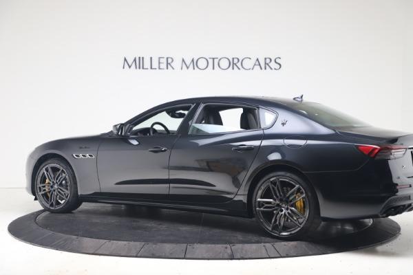 New 2022 Maserati Quattroporte Modena Q4 for sale $131,195 at Alfa Romeo of Greenwich in Greenwich CT 06830 4