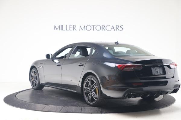 New 2022 Maserati Quattroporte Modena Q4 for sale $131,195 at Alfa Romeo of Greenwich in Greenwich CT 06830 5