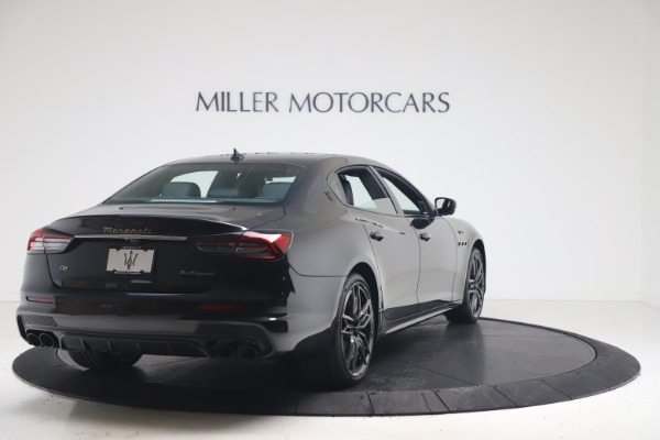 New 2022 Maserati Quattroporte Modena Q4 for sale $131,195 at Alfa Romeo of Greenwich in Greenwich CT 06830 7