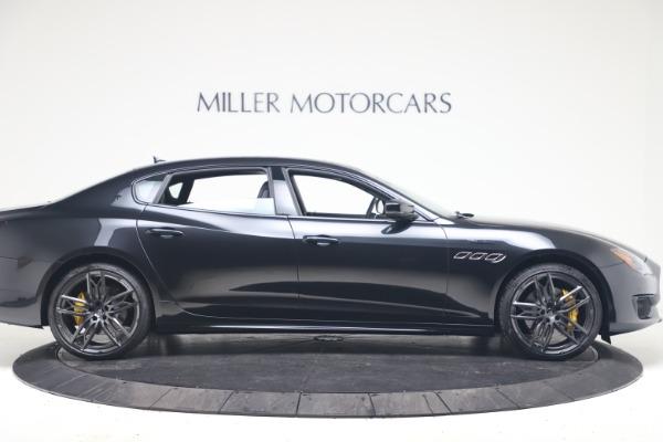 New 2022 Maserati Quattroporte Modena Q4 for sale $131,195 at Alfa Romeo of Greenwich in Greenwich CT 06830 9