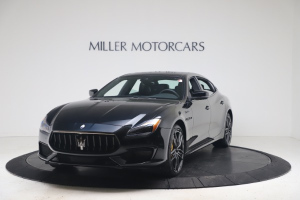 New 2022 Maserati Quattroporte Modena Q4 for sale $131,195 at Alfa Romeo of Greenwich in Greenwich CT 06830 1