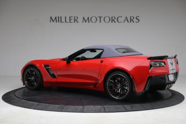 Used 2015 Chevrolet Corvette Z06 for sale $89,900 at Alfa Romeo of Greenwich in Greenwich CT 06830 16