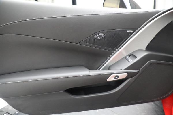 Used 2015 Chevrolet Corvette Z06 for sale $89,900 at Alfa Romeo of Greenwich in Greenwich CT 06830 28