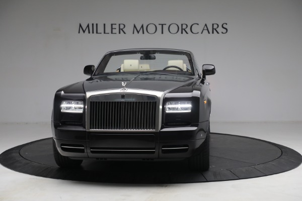 Used 2015 Rolls-Royce Phantom Drophead Coupe for sale Call for price at Alfa Romeo of Greenwich in Greenwich CT 06830 2