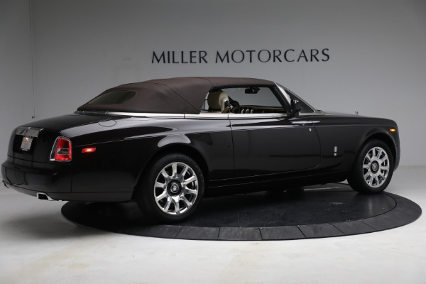 Used 2015 Rolls-Royce Phantom Drophead Coupe for sale Call for price at Alfa Romeo of Greenwich in Greenwich CT 06830 21
