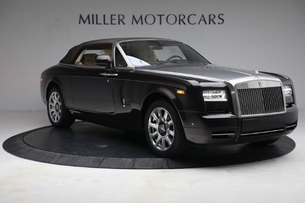 Used 2015 Rolls-Royce Phantom Drophead Coupe for sale Call for price at Alfa Romeo of Greenwich in Greenwich CT 06830 24