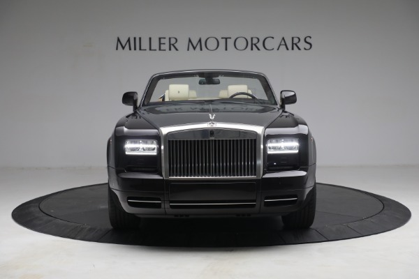 Used 2015 Rolls-Royce Phantom Drophead Coupe for sale Call for price at Alfa Romeo of Greenwich in Greenwich CT 06830 3