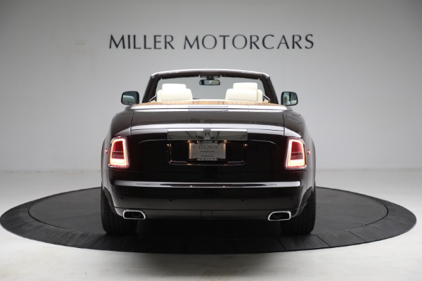 Used 2015 Rolls-Royce Phantom Drophead Coupe for sale Call for price at Alfa Romeo of Greenwich in Greenwich CT 06830 7