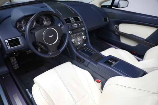 Used 2009 Aston Martin V8 Vantage Roadster for sale Call for price at Alfa Romeo of Greenwich in Greenwich CT 06830 13