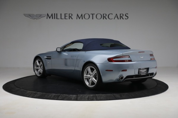 Used 2009 Aston Martin V8 Vantage Roadster for sale Call for price at Alfa Romeo of Greenwich in Greenwich CT 06830 23