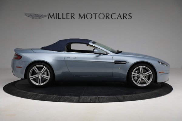 Used 2009 Aston Martin V8 Vantage Roadster for sale Call for price at Alfa Romeo of Greenwich in Greenwich CT 06830 25