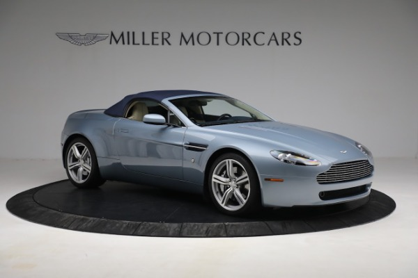 Used 2009 Aston Martin V8 Vantage Roadster for sale Call for price at Alfa Romeo of Greenwich in Greenwich CT 06830 26