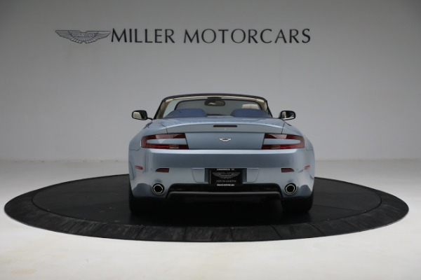 Used 2009 Aston Martin V8 Vantage Roadster for sale Call for price at Alfa Romeo of Greenwich in Greenwich CT 06830 5