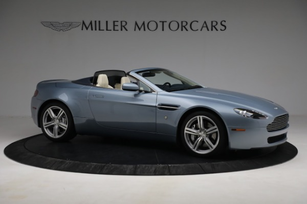 Used 2009 Aston Martin V8 Vantage Roadster for sale Call for price at Alfa Romeo of Greenwich in Greenwich CT 06830 9