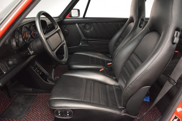 Used 1988 Porsche 911 Carrera for sale Sold at Alfa Romeo of Greenwich in Greenwich CT 06830 14