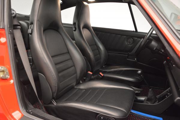 Used 1988 Porsche 911 Carrera for sale Sold at Alfa Romeo of Greenwich in Greenwich CT 06830 20