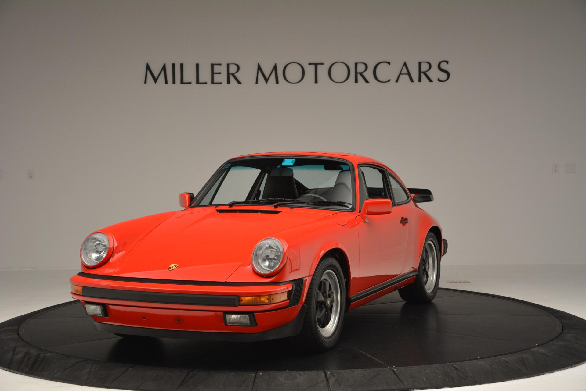 Used 1988 Porsche 911 Carrera for sale Sold at Alfa Romeo of Greenwich in Greenwich CT 06830 1
