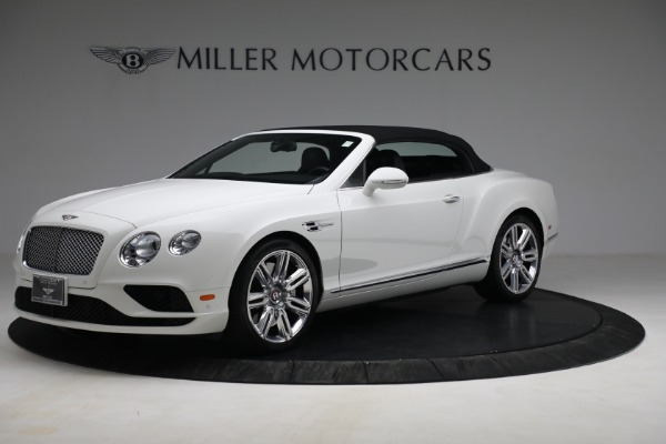 Used 2016 Bentley Continental GT V8 for sale Sold at Alfa Romeo of Greenwich in Greenwich CT 06830 13