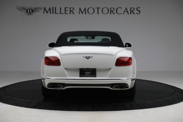 Used 2016 Bentley Continental GT V8 for sale Sold at Alfa Romeo of Greenwich in Greenwich CT 06830 17