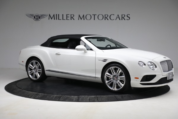 Used 2016 Bentley Continental GT V8 for sale Sold at Alfa Romeo of Greenwich in Greenwich CT 06830 22