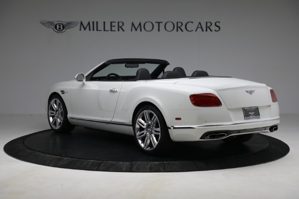 Used 2016 Bentley Continental GT V8 for sale Sold at Alfa Romeo of Greenwich in Greenwich CT 06830 4