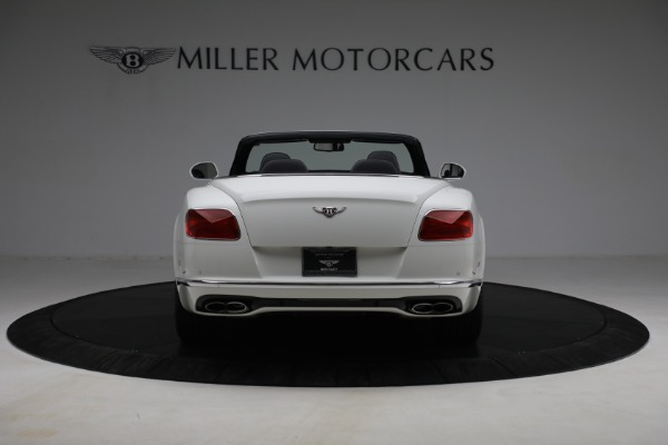 Used 2016 Bentley Continental GT V8 for sale Sold at Alfa Romeo of Greenwich in Greenwich CT 06830 5