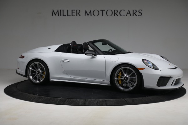 Used 2019 Porsche 911 Speedster for sale $395,900 at Alfa Romeo of Greenwich in Greenwich CT 06830 10