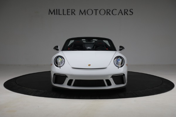 Used 2019 Porsche 911 Speedster for sale $395,900 at Alfa Romeo of Greenwich in Greenwich CT 06830 12