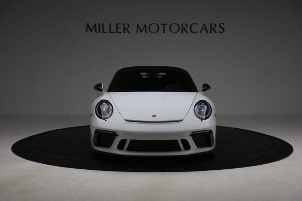 Used 2019 Porsche 911 Speedster for sale $395,900 at Alfa Romeo of Greenwich in Greenwich CT 06830 19