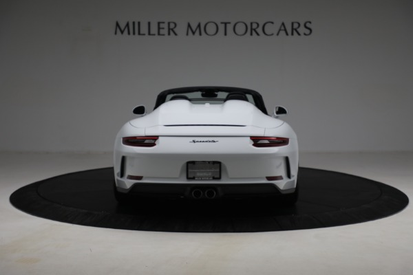 Used 2019 Porsche 911 Speedster for sale $395,900 at Alfa Romeo of Greenwich in Greenwich CT 06830 6
