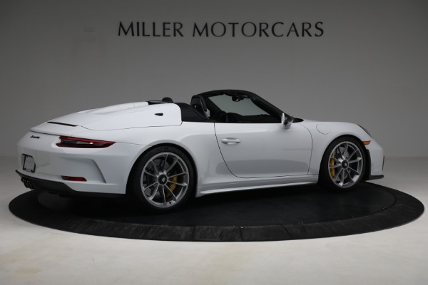 Used 2019 Porsche 911 Speedster for sale $395,900 at Alfa Romeo of Greenwich in Greenwich CT 06830 8