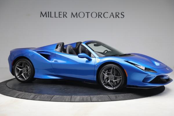 Used 2021 Ferrari F8 Spider for sale $499,900 at Alfa Romeo of Greenwich in Greenwich CT 06830 10