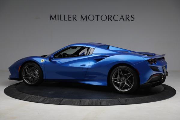 Used 2021 Ferrari F8 Spider for sale $499,900 at Alfa Romeo of Greenwich in Greenwich CT 06830 16