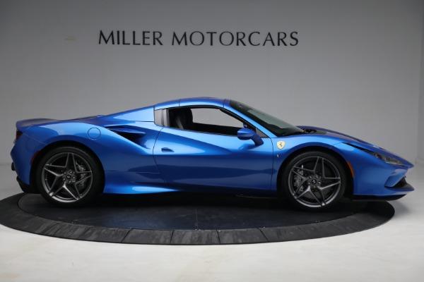 Used 2021 Ferrari F8 Spider for sale $499,900 at Alfa Romeo of Greenwich in Greenwich CT 06830 18