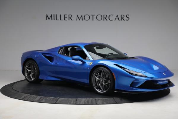 Used 2021 Ferrari F8 Spider for sale $499,900 at Alfa Romeo of Greenwich in Greenwich CT 06830 19