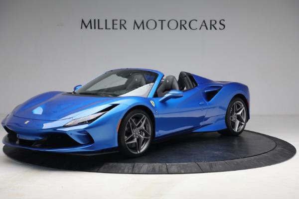 Used 2021 Ferrari F8 Spider for sale $499,900 at Alfa Romeo of Greenwich in Greenwich CT 06830 2