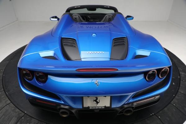 Used 2021 Ferrari F8 Spider for sale $499,900 at Alfa Romeo of Greenwich in Greenwich CT 06830 20
