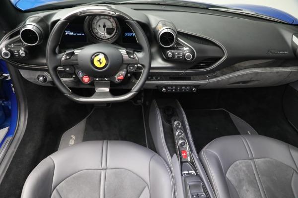 Used 2021 Ferrari F8 Spider for sale $499,900 at Alfa Romeo of Greenwich in Greenwich CT 06830 25