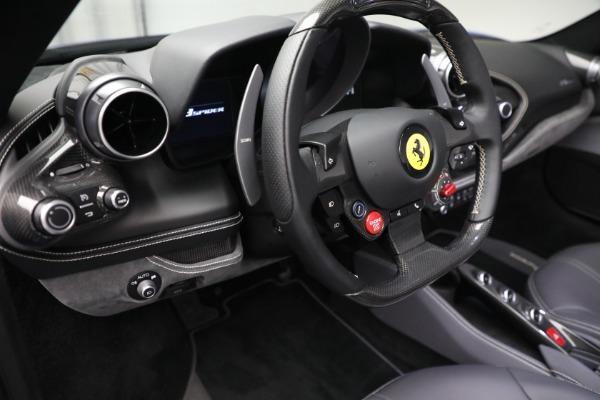 Used 2021 Ferrari F8 Spider for sale $499,900 at Alfa Romeo of Greenwich in Greenwich CT 06830 26