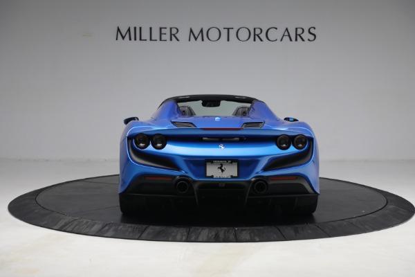Used 2021 Ferrari F8 Spider for sale $499,900 at Alfa Romeo of Greenwich in Greenwich CT 06830 6