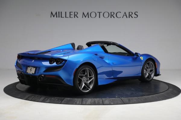 Used 2021 Ferrari F8 Spider for sale $499,900 at Alfa Romeo of Greenwich in Greenwich CT 06830 8