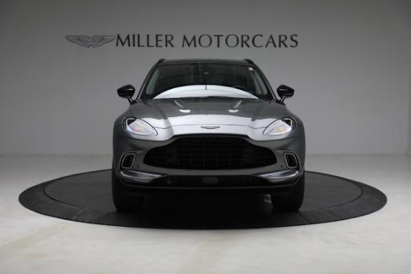 New 2021 Aston Martin DBX for sale $202,286 at Alfa Romeo of Greenwich in Greenwich CT 06830 13