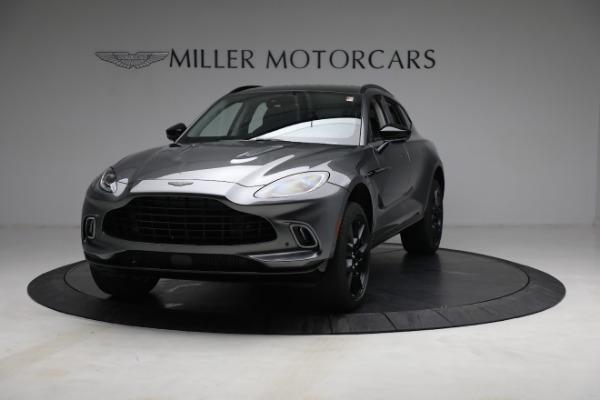 New 2021 Aston Martin DBX for sale $202,286 at Alfa Romeo of Greenwich in Greenwich CT 06830 14