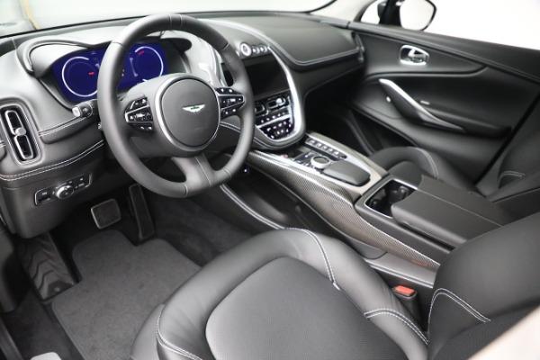 New 2021 Aston Martin DBX for sale $202,286 at Alfa Romeo of Greenwich in Greenwich CT 06830 15