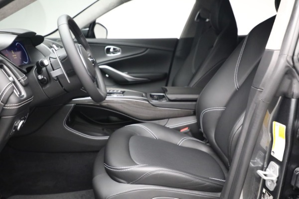 New 2021 Aston Martin DBX for sale $202,286 at Alfa Romeo of Greenwich in Greenwich CT 06830 16
