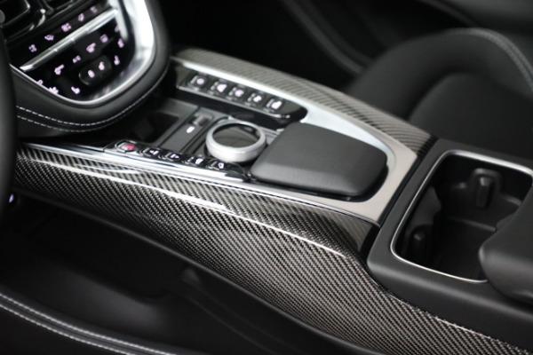 New 2021 Aston Martin DBX for sale $202,286 at Alfa Romeo of Greenwich in Greenwich CT 06830 18