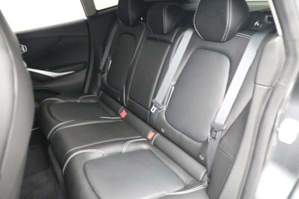 New 2021 Aston Martin DBX for sale $202,286 at Alfa Romeo of Greenwich in Greenwich CT 06830 21