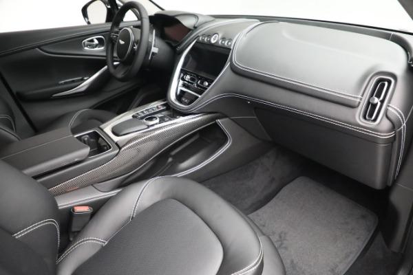 New 2021 Aston Martin DBX for sale $202,286 at Alfa Romeo of Greenwich in Greenwich CT 06830 22